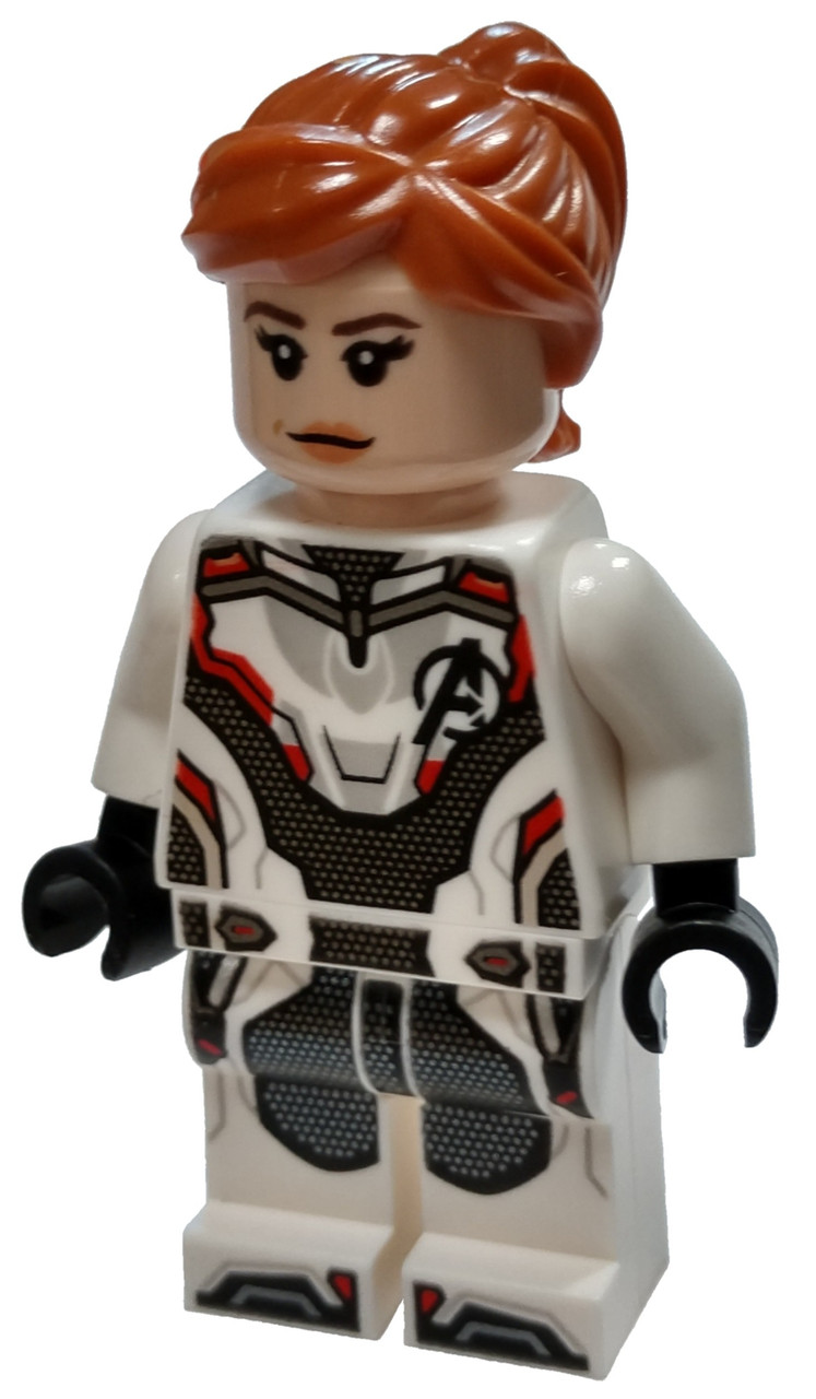 LEGO Marvel Super Heroes Avengers Endgame Black Widow ...