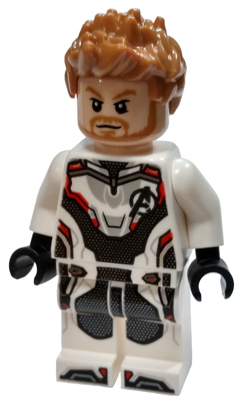 LEGO Marvel Super Heroes Avengers Endgame Thor Minifigure ...