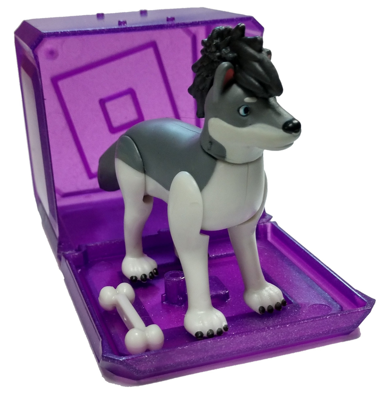 Details About Roblox Celebrity Collection Series 3 Mystery Pack Purple Cube - Roblox Celebrity Collection Series 3 Wolves Life 3 Pup Mini
