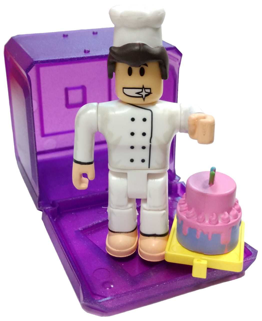 Details About Roblox Celebrity Collection Series 3 Mystery Pack Purple Cube - Roblox Celebrity Collection Series 3 Bakers Valley