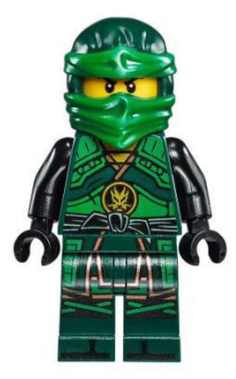 LEGO Ninjago The Hands of Time Lloyd Minifigure [Loose]