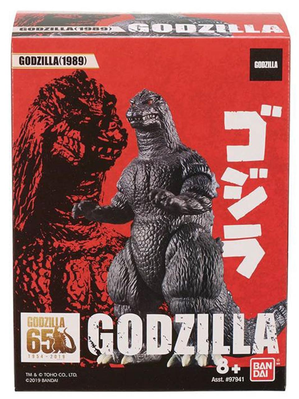 Godzilla Godzilla 1989 3.5 Mini Vinyl Figure Bandai ...