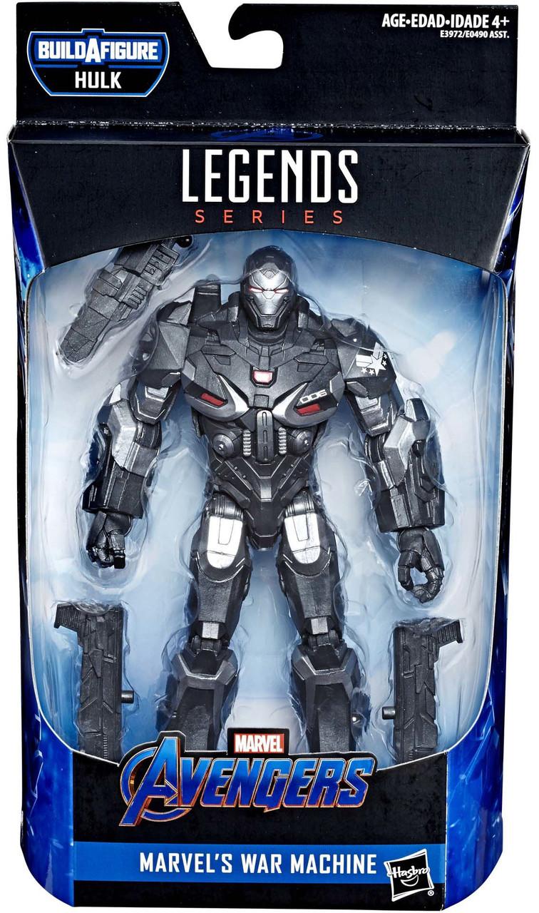 Iron Patriot Avengers Endgame Marvel Legends War Machine Hasbro loose figure