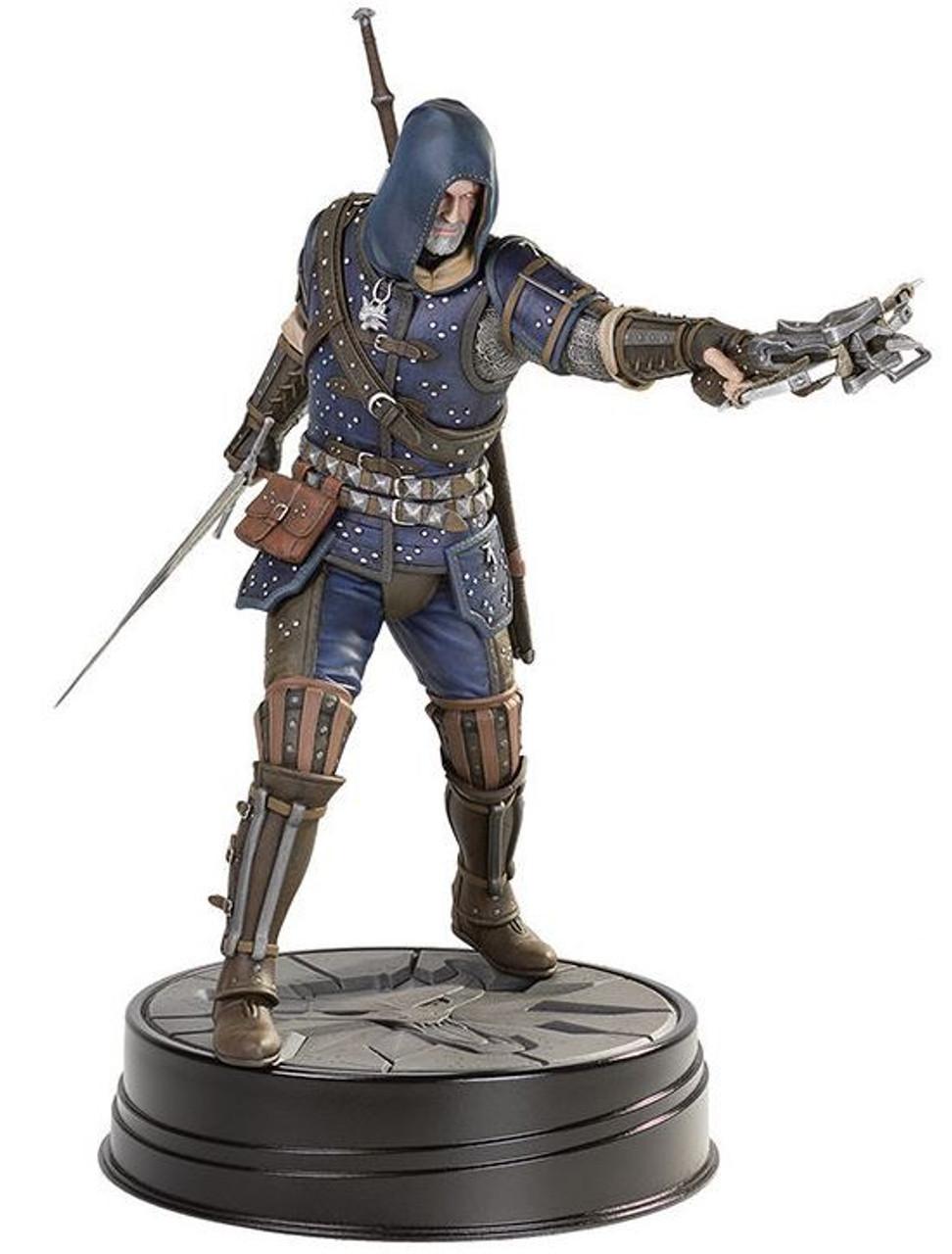 Dark Horse The Witcher 3 Wild Hunt Geralt Grandmaster Ursine PVC Figure No Box