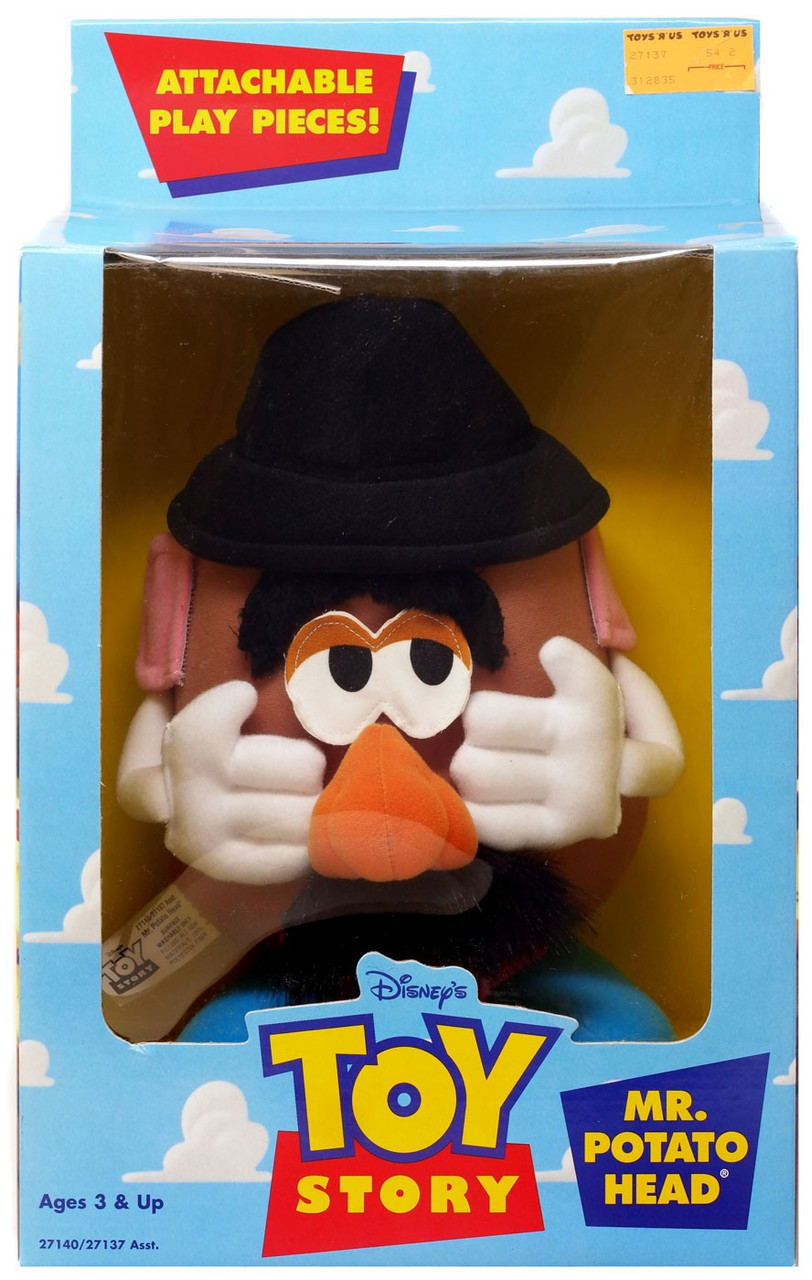 Disney Pixar Toy Story Mr Potato Head Plush Figure