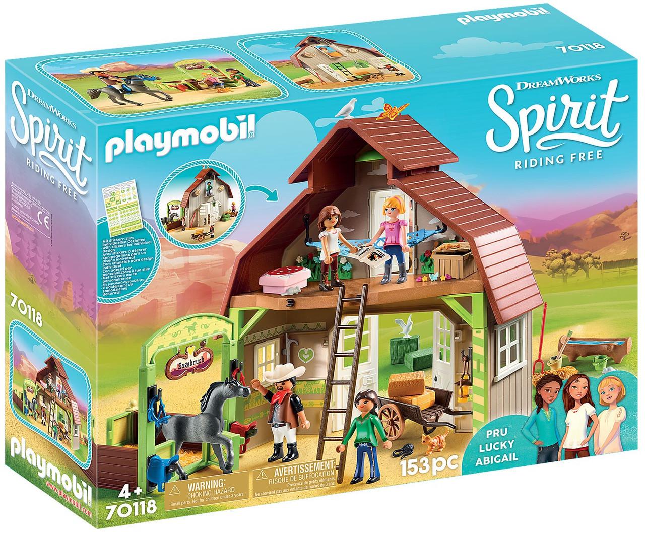 Playmobil Spirit Riding Free Maricela Set #9481