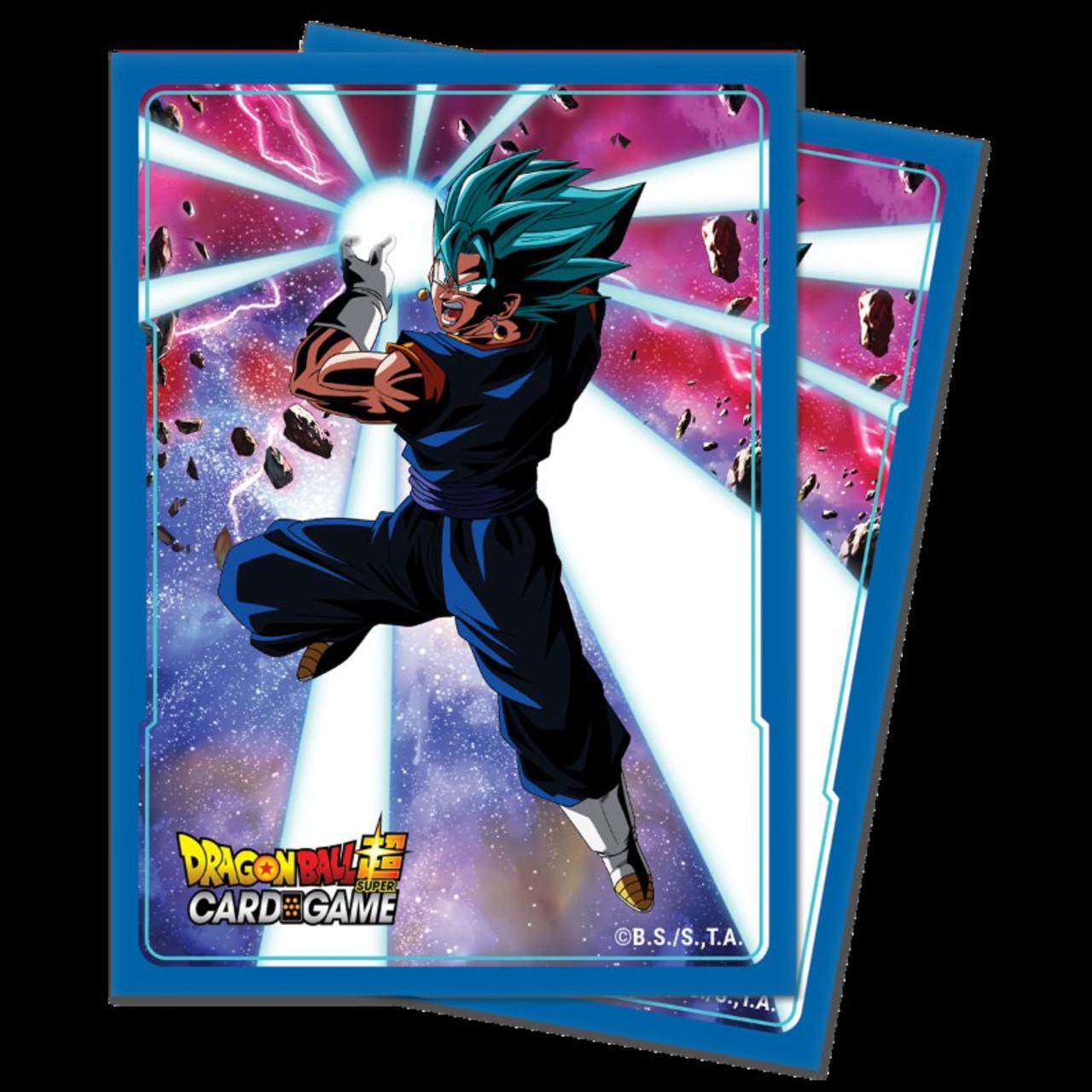 Set 3 Ultra Pro Dragonball Super Set Card Game Deck Protector Sleeves