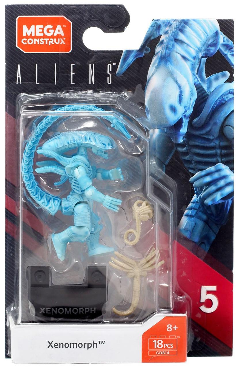 Mega Construx Heroes Series 3 Aliens Xenomorph