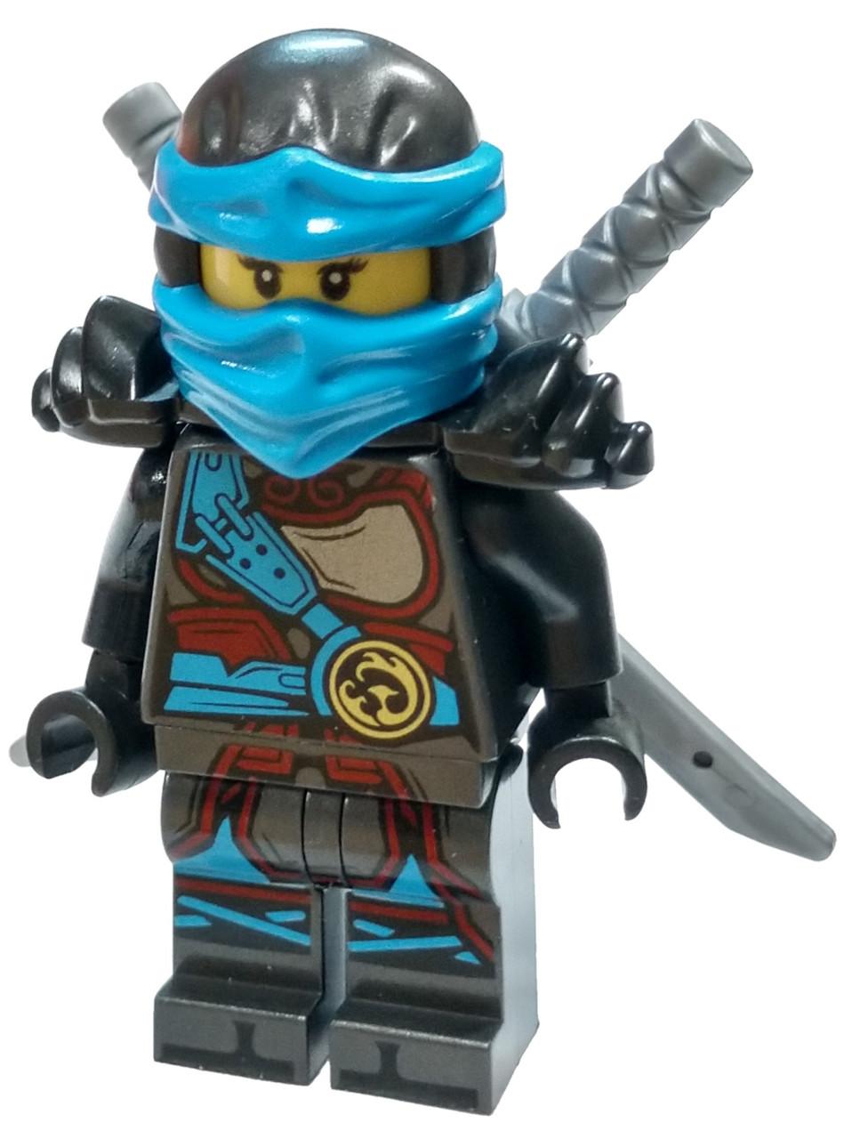 Jay ZX with Armor Minifig LEGO Ninjago Mini Figure Speelgoed en ...