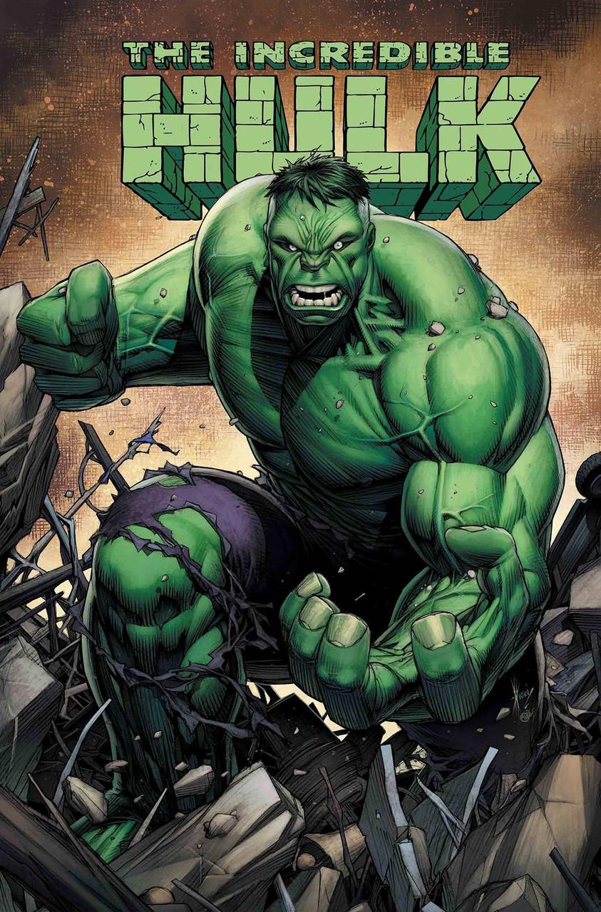 Marvel Comics Incredible Hulk Last Call Comic Book 1 - ToyWiz