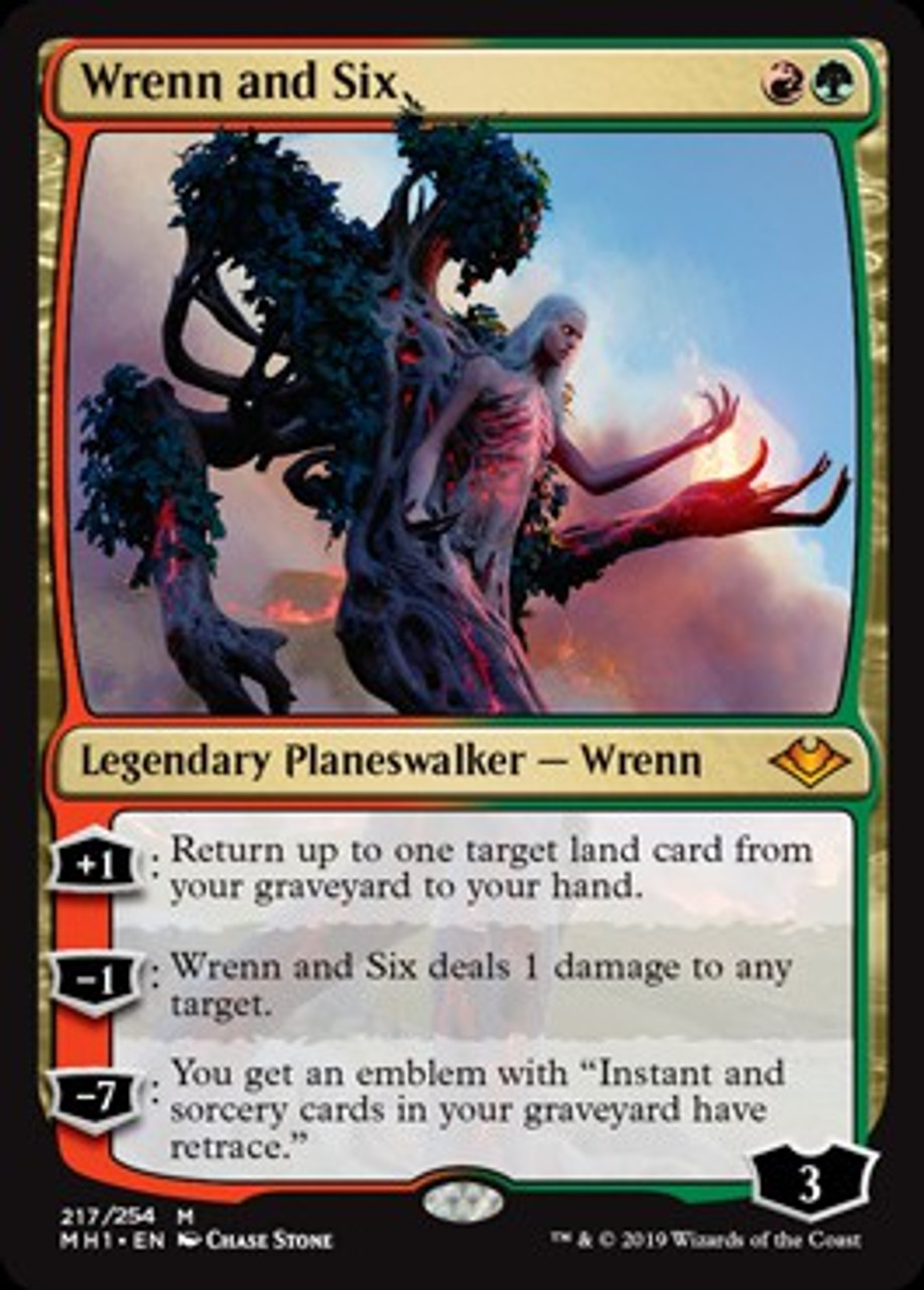 magic the gathering modern horizons single card mythic