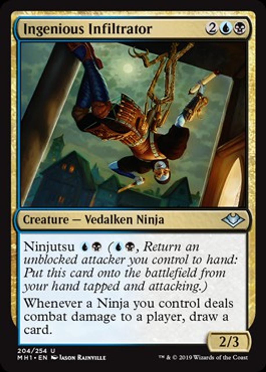 Magic The Gathering Modern Horizons Single Card Uncommon Ingenious