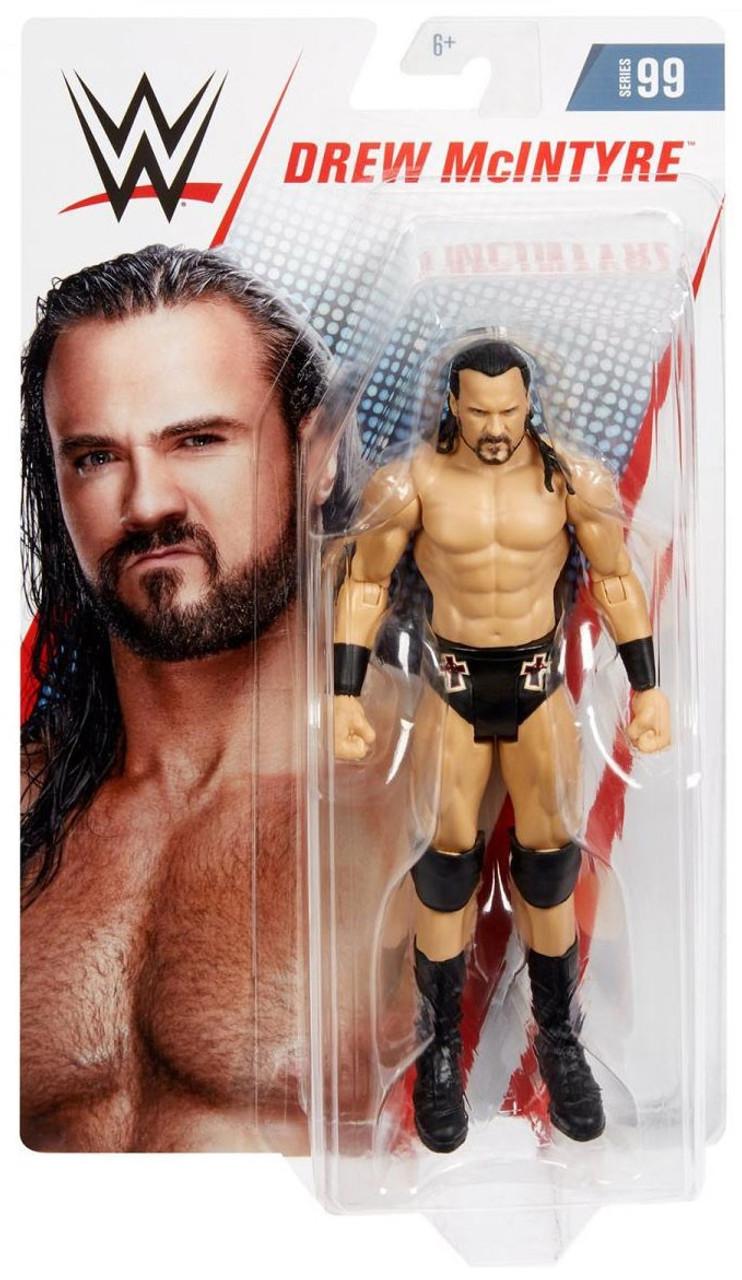 WWE Drew McIntyre Mattel Figure