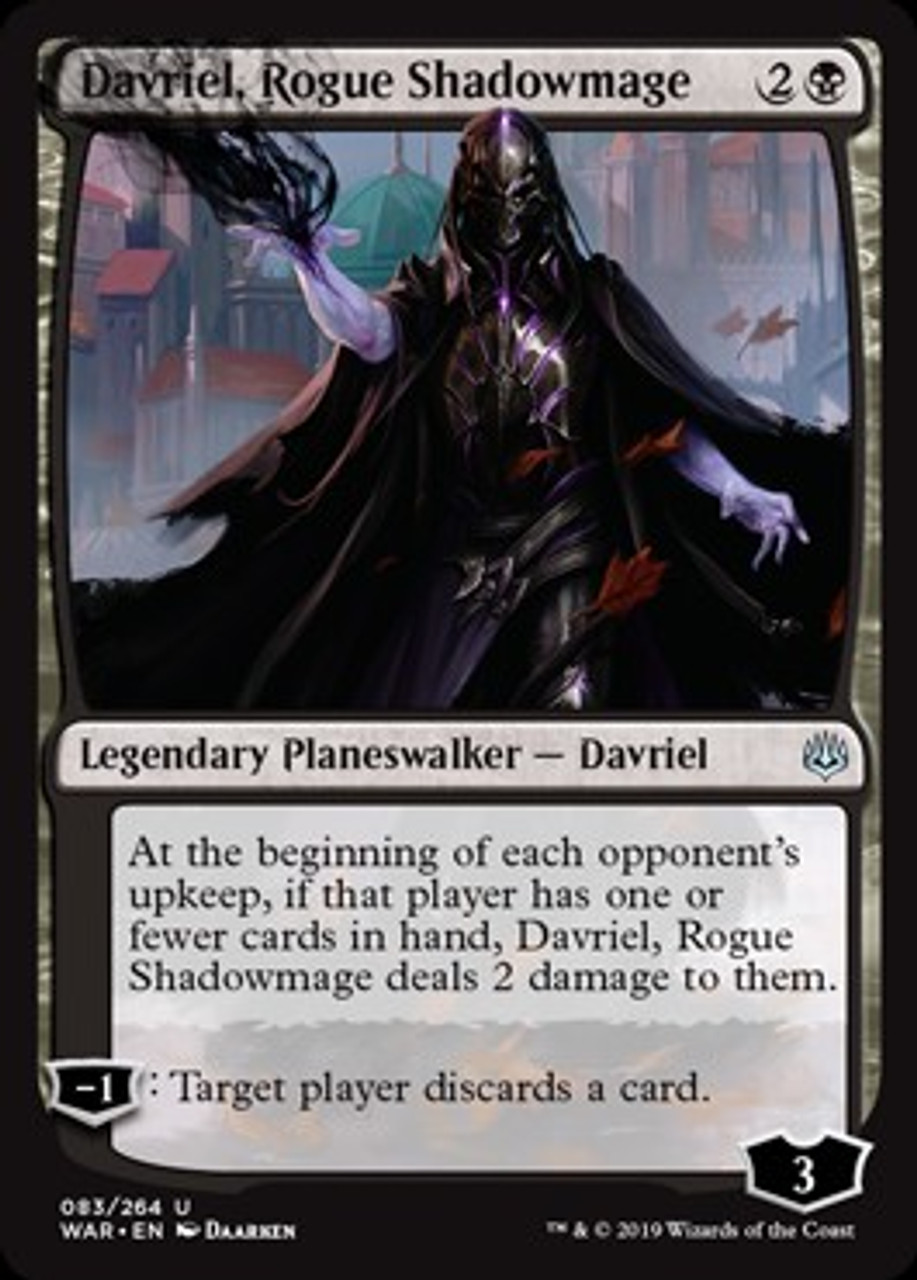 War of the Spark R MTG Magic - Deliver Unto Evil Prerelease FOIL