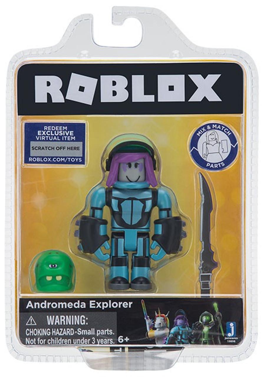 Mage Explorer Roblox Roblox Andromeda Explorer 3 Action Figure Jazwares Toywiz