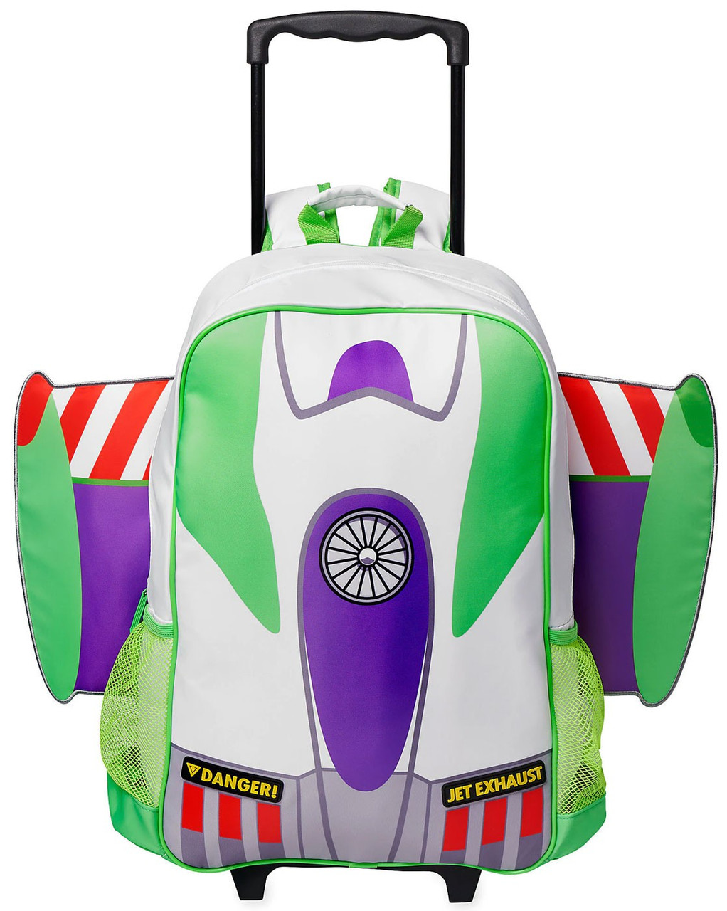 Disney Toy Story 4 Buzz Lightyear Rolling Backpack
