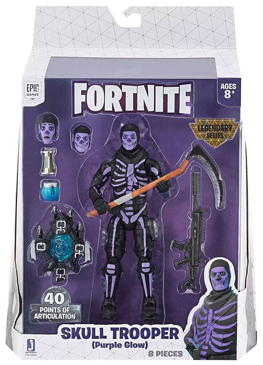 Fortnite Skull Trooper Purple
