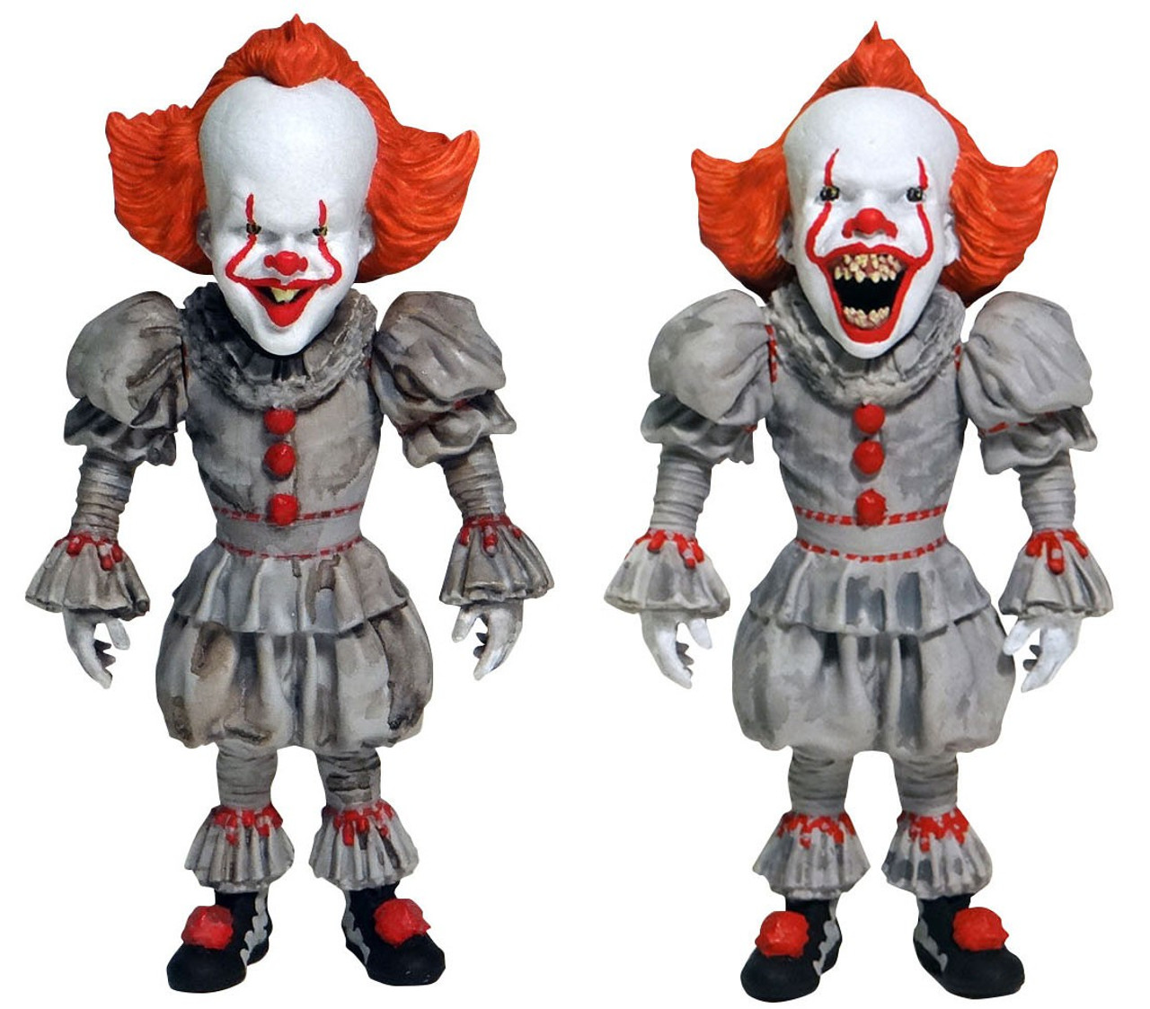 Pennywise Rp Roblox It D Formz Pennywise Mini Figure 2 Pack Diamond Select Toys Toywiz