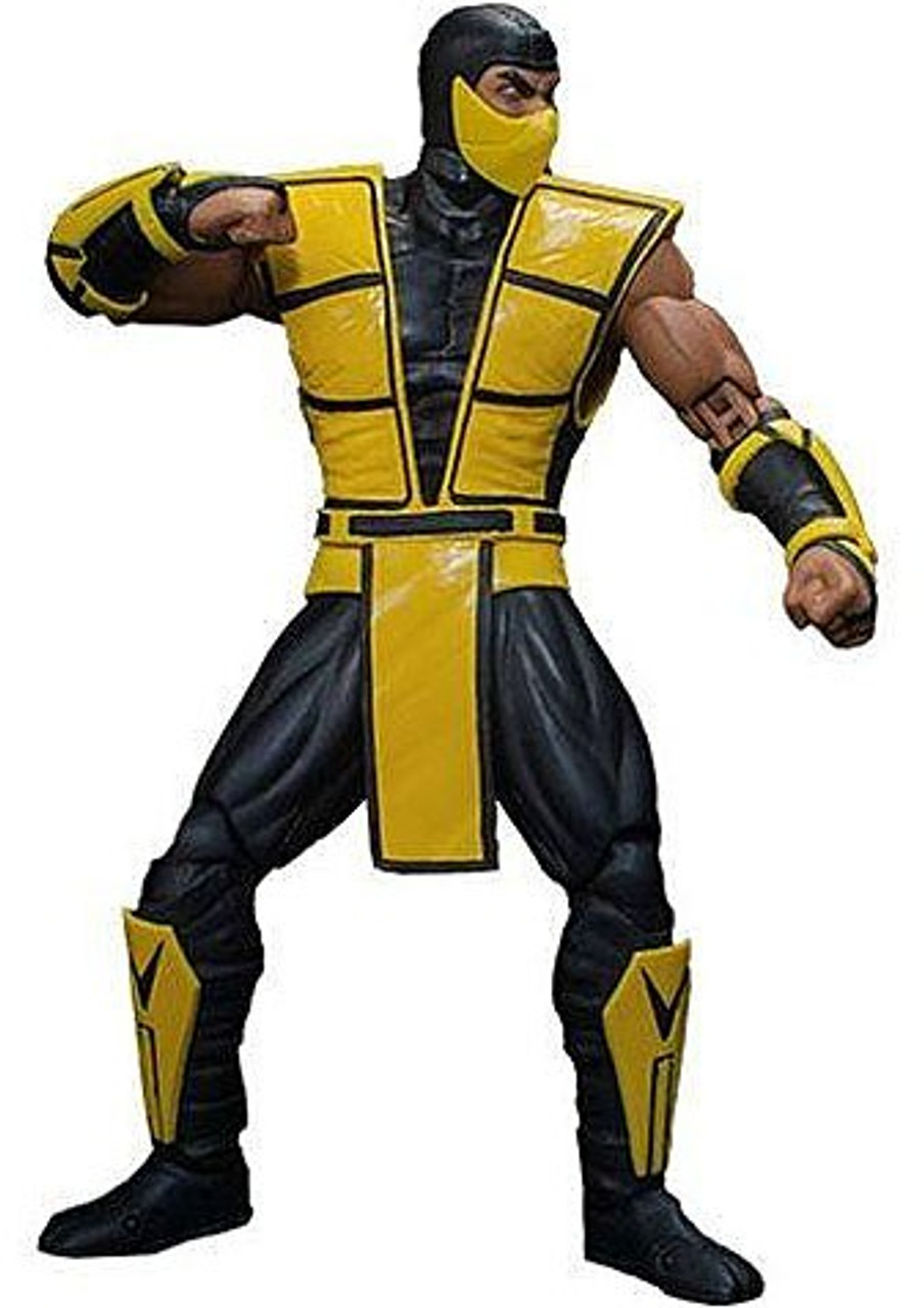 Storm Collectibles 1//12 Scale Mortal Kombat 3 Scorpion Figure New Sealed