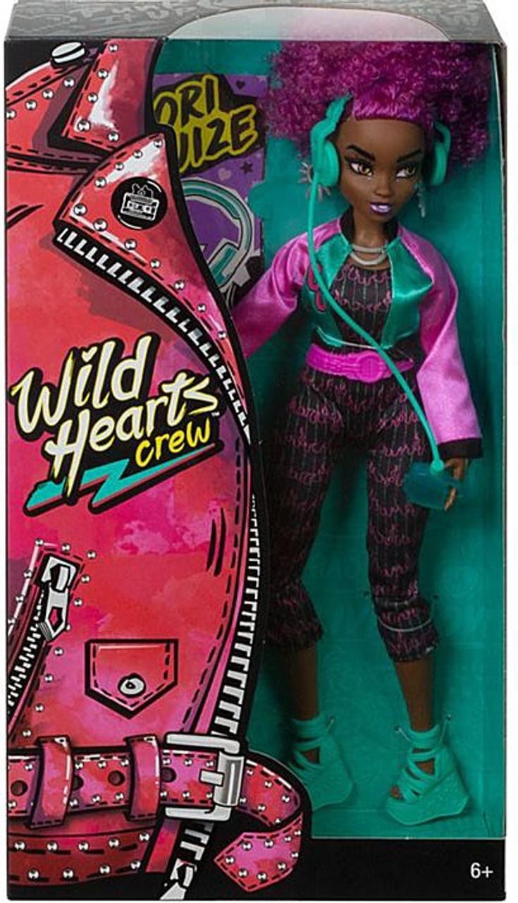Wild Hearts Crew Cori Cruize Doll with Style Accessories