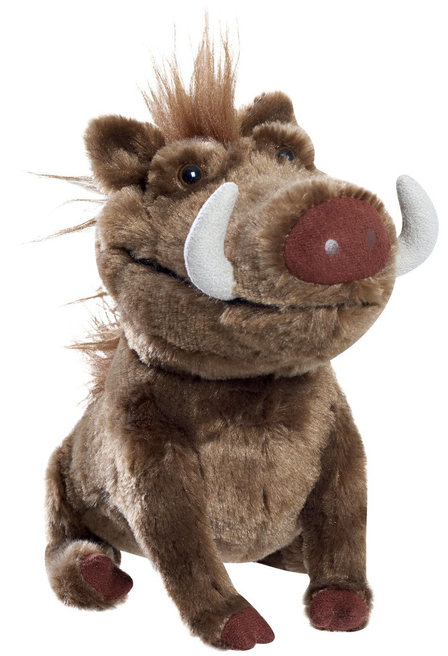 Disney The Lion King 2019 Pumbaa 8 Inch Plush With Sound