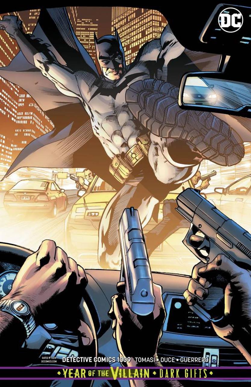 DETECTIVE COMICS #1003 /& #1004 BROOKS CONNECTING VARIANT COVER SET 2 OF COMICS