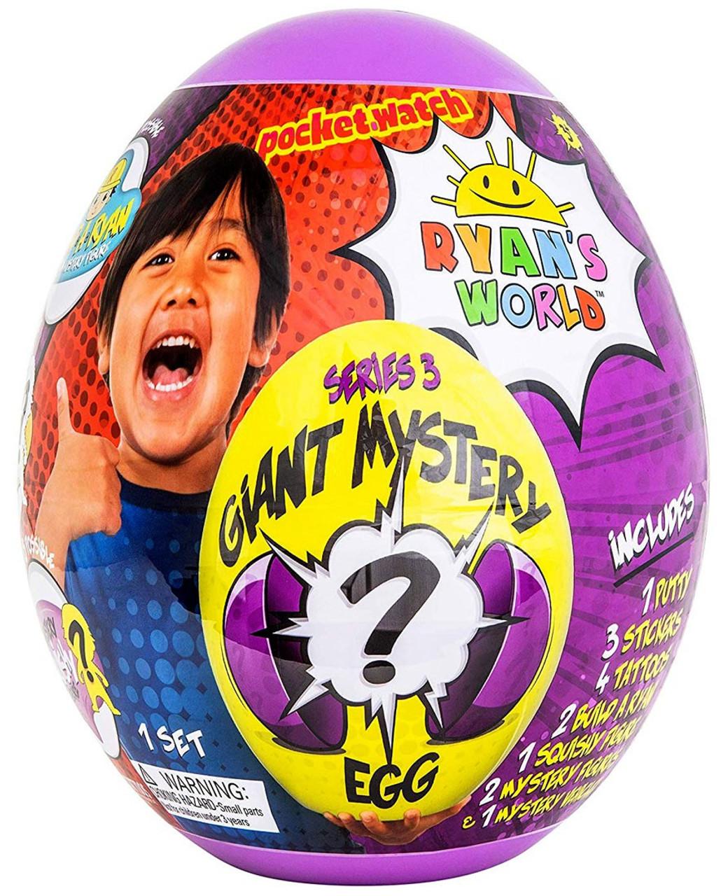 Astonishing Ryans World Series 3 Giant Egg Mystery Surprise Purple Forskolin Free Trial Chair Design Images Forskolin Free Trialorg