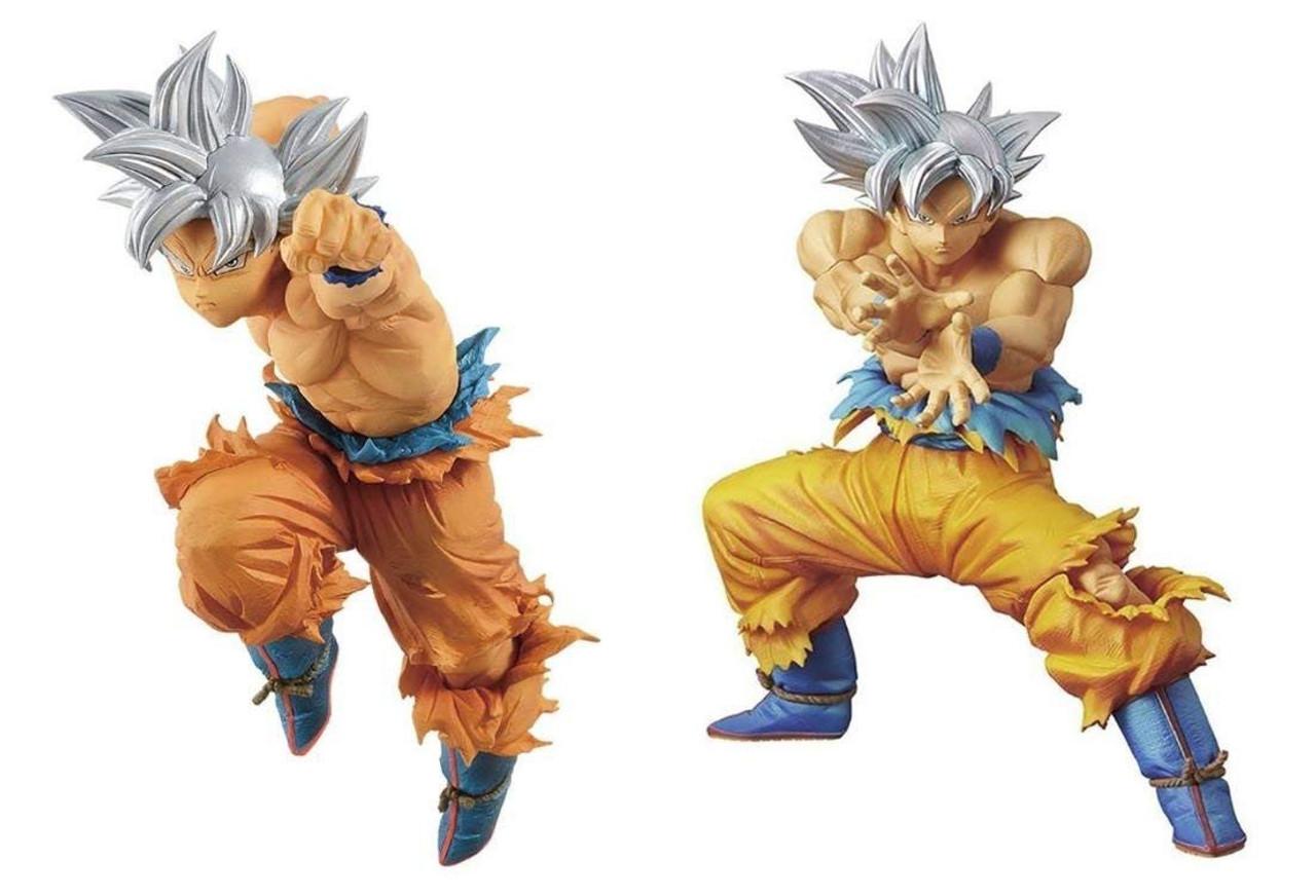 "DragonBall Z DBZ Goku Black The Super Warriors PVC statue FIGURE 6/"" LOOSE"