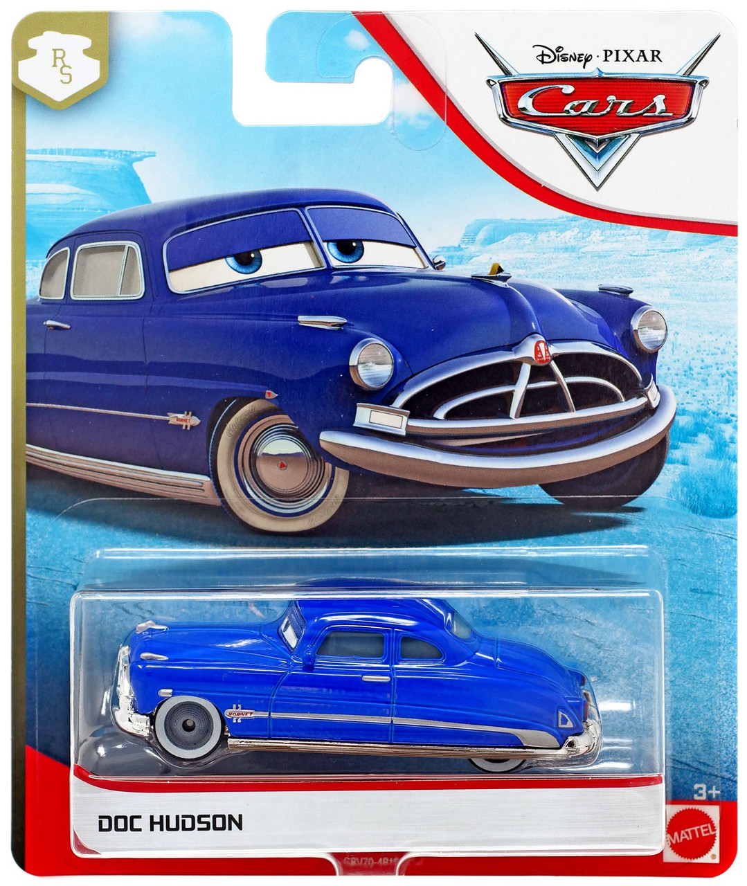 Disney Pixar Cars Radiator Springs Doc Hudson 155 Diecast Car 2019