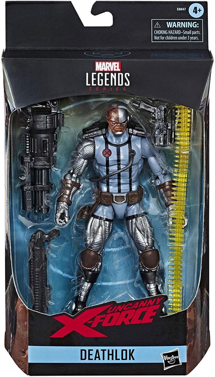 "HASBRO MARVEL LEGENDS 80th THE UNCANNY X-MEN X-FORCE 6/"" DEADPOOL"