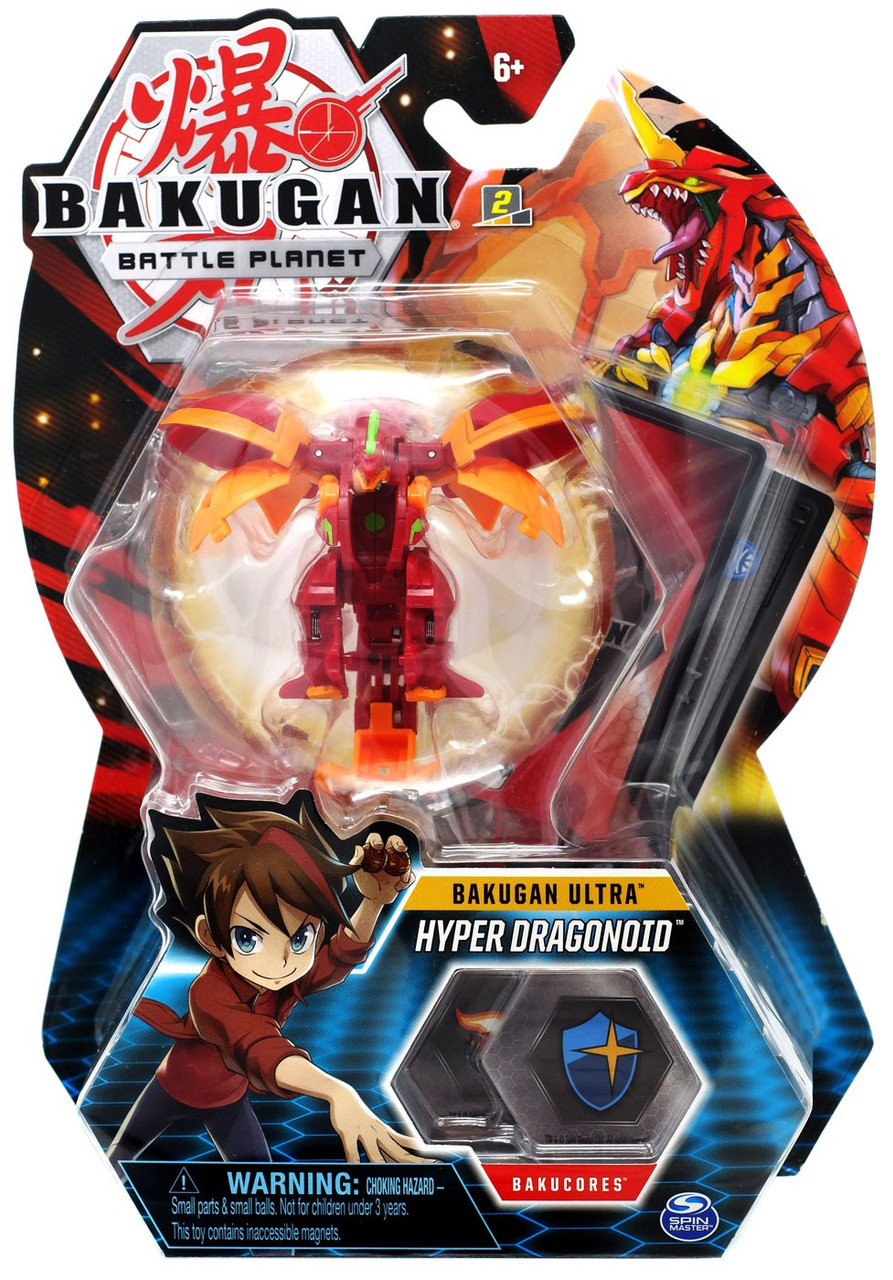 Bakugan Battle Planet Battle Brawlers *Dragonoid* Card Collection