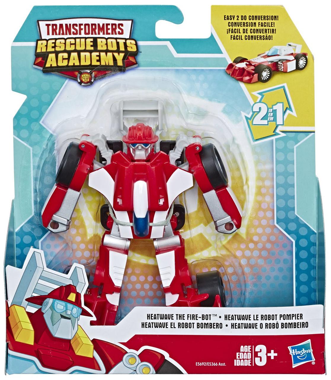 Rescue Bots Playskool Heroes Heatwave 11 Action Figure Epic Series