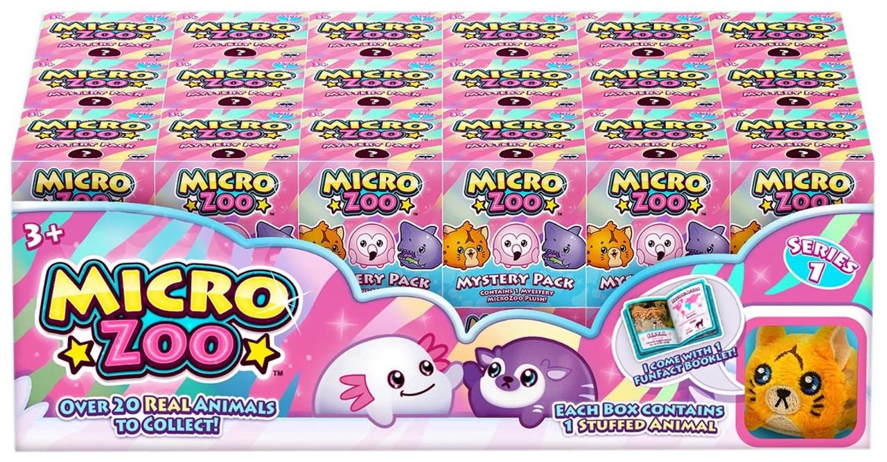 Micro Zoo Mystery Box [35 Packs]