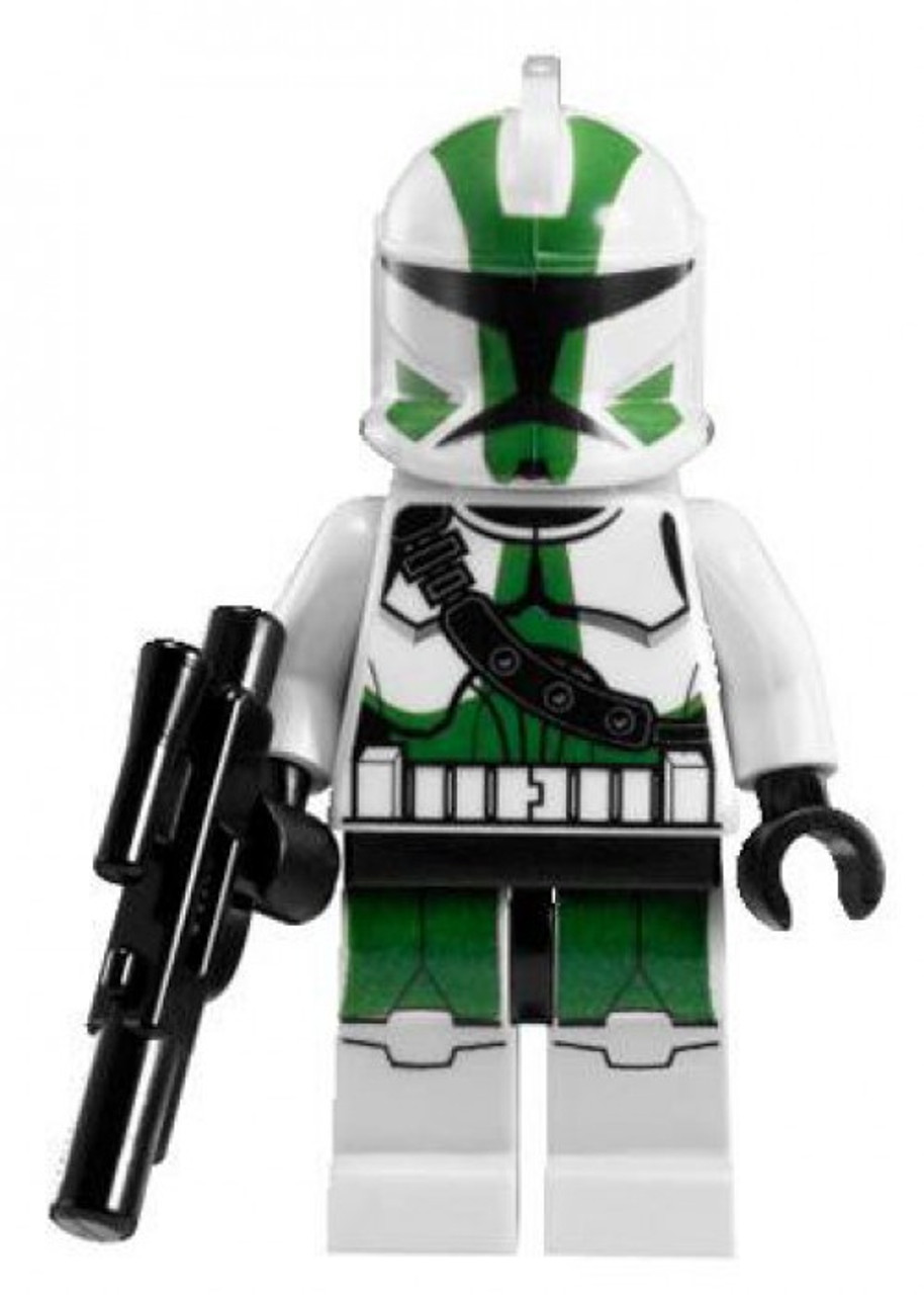 LEGO Star Wars Clone Wars Clone Commander Gree Minifigure [Loose]