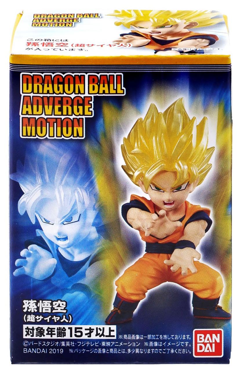 BANDAI DRAGON BALL Z Super ADVERGE 5 Mini Figure Son Gohan SS NEW F//S Japan