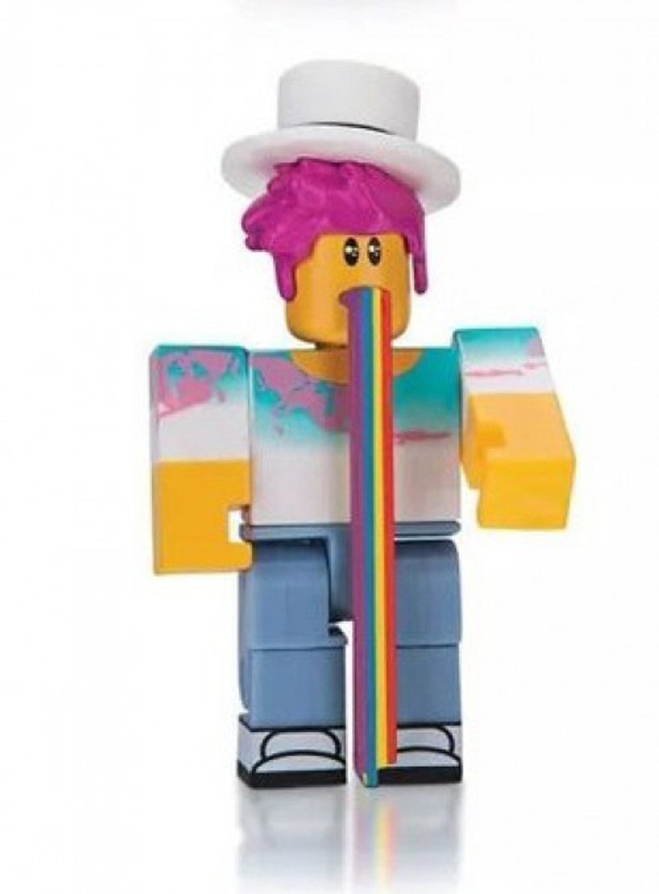 Roblox Celebrity Collection Series 2 Robloxian Life Clothing Store Billboard Guy 3 Mini Figure Without Code Loose Jazwares Toywiz