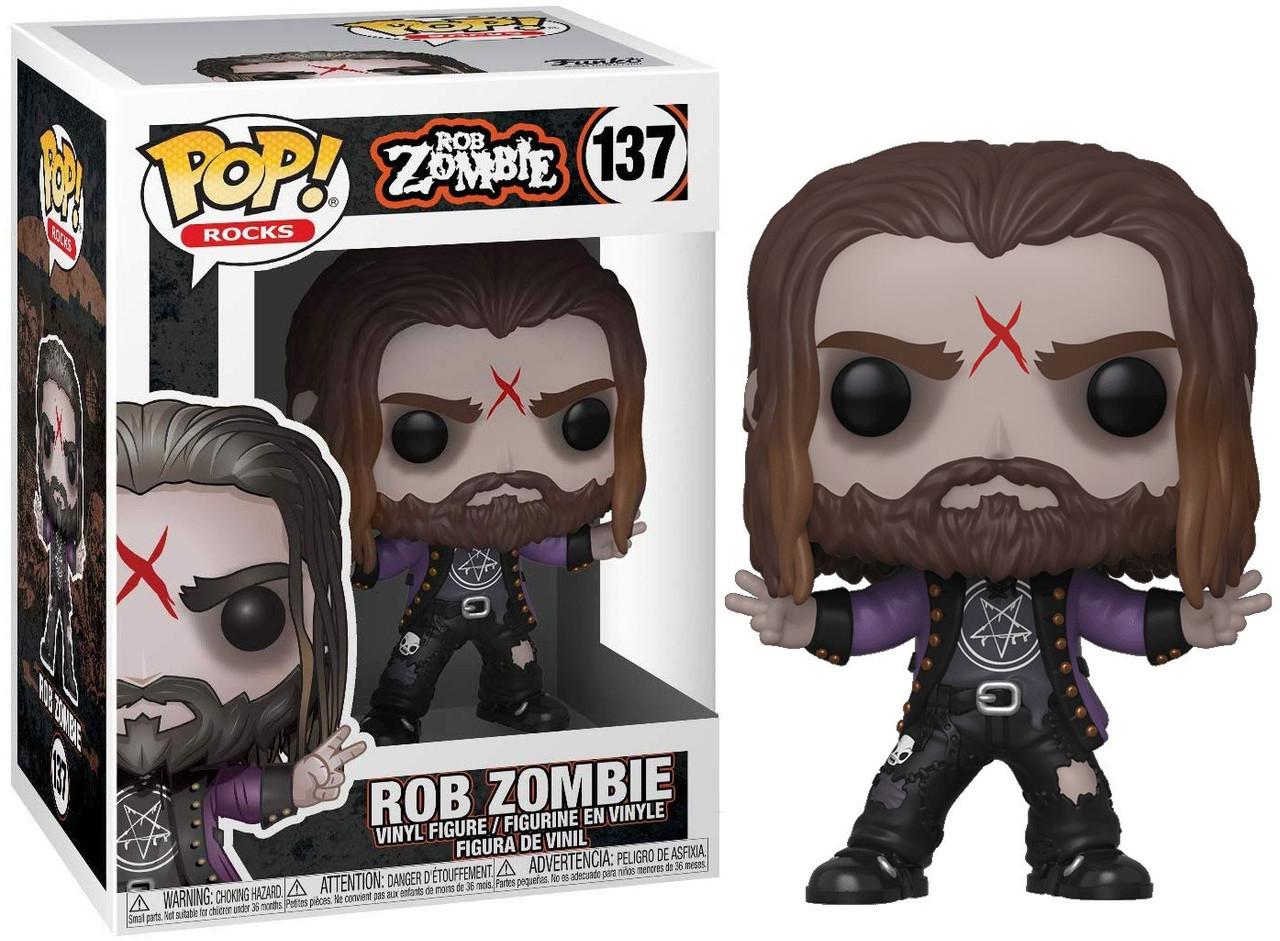 Resultado de imagen para rob zombie funko