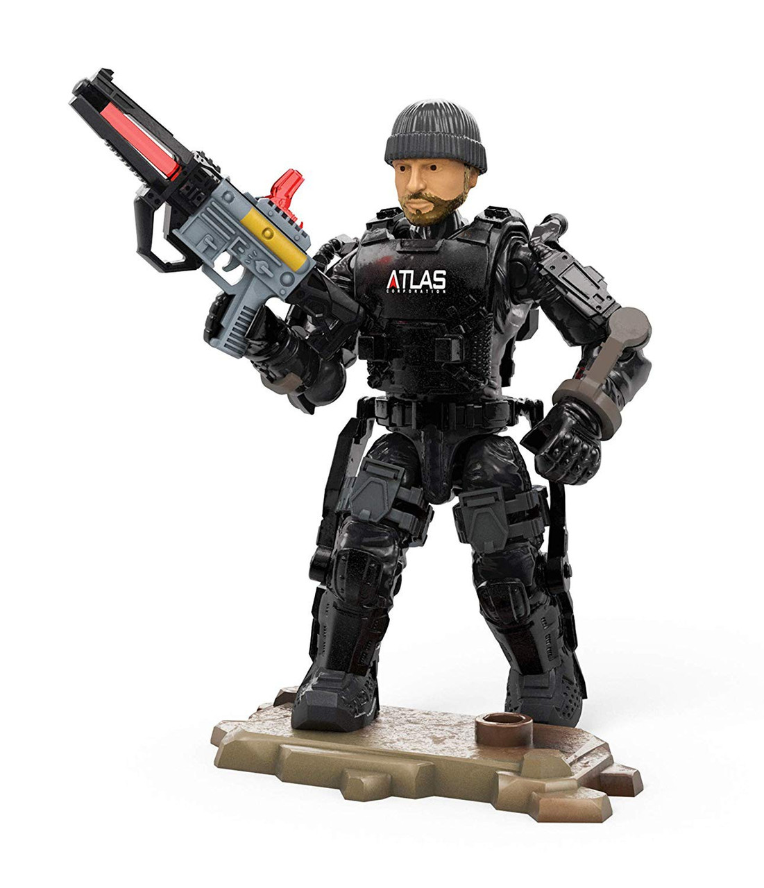 Call of Duty Mega Construx Specialists Series 5 Gideon Mini Figure