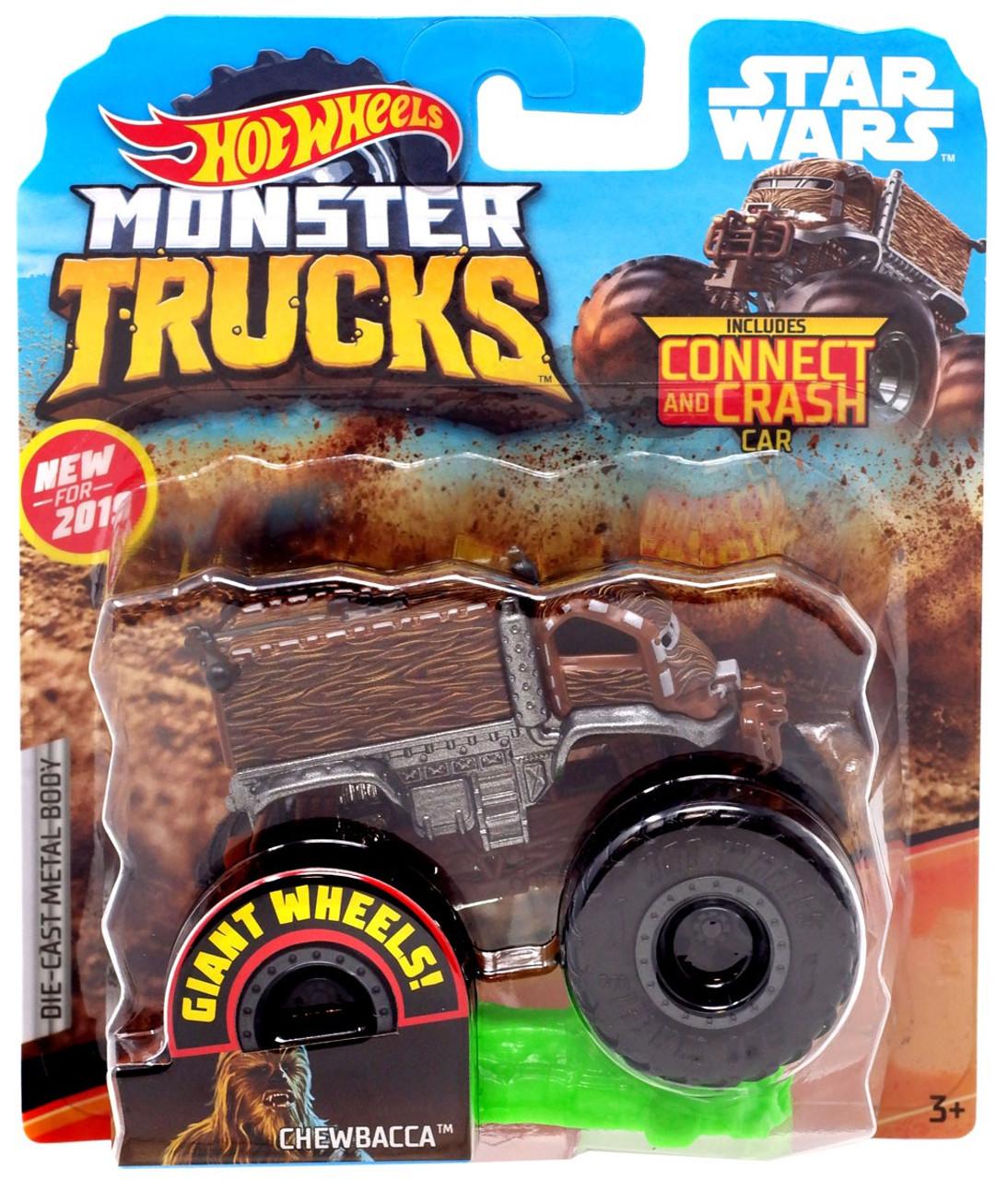 Star Wars Hot Wheels Chewbacca
