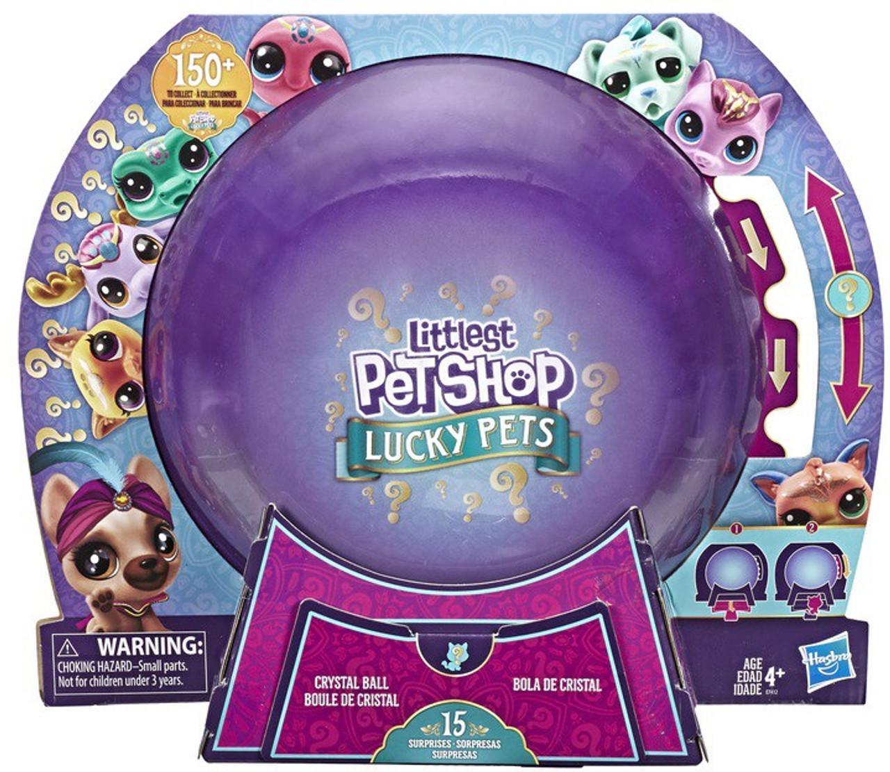 Littlest Pet Shop Crystal Collection 19 Pets