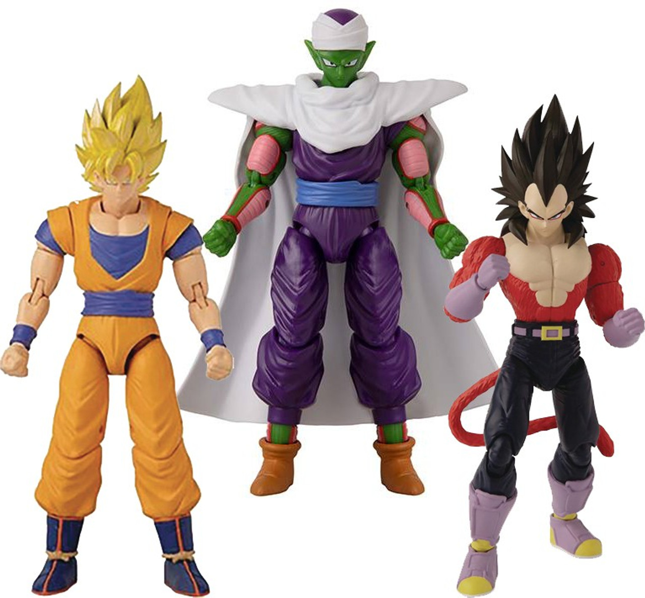 Series 13 Dragon Stars Super Saiyan 4 Vegeta Figure Dragon Ball Super