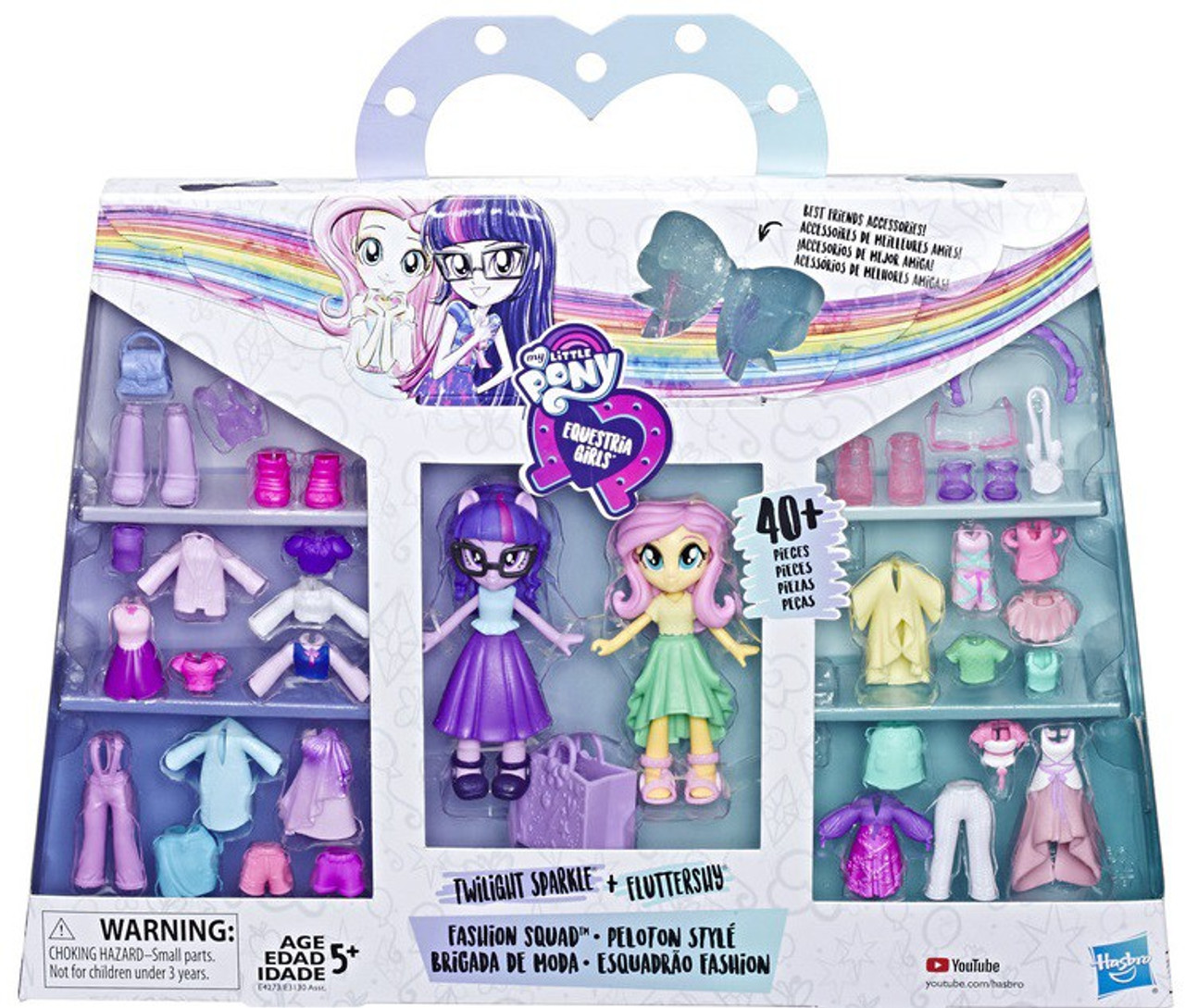 MY LITTLE PONY EQUESTRIA GIRLS figure*NEW*Rarity-TwilightSparkle-AppleJack-DJPON