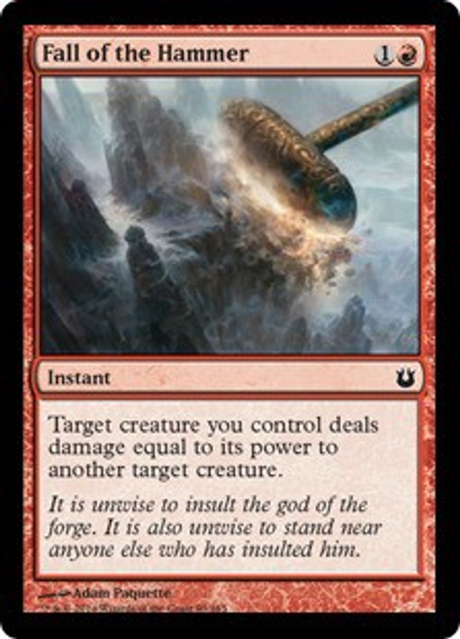 MTG BORN OF THE GODS Whims of the Fates