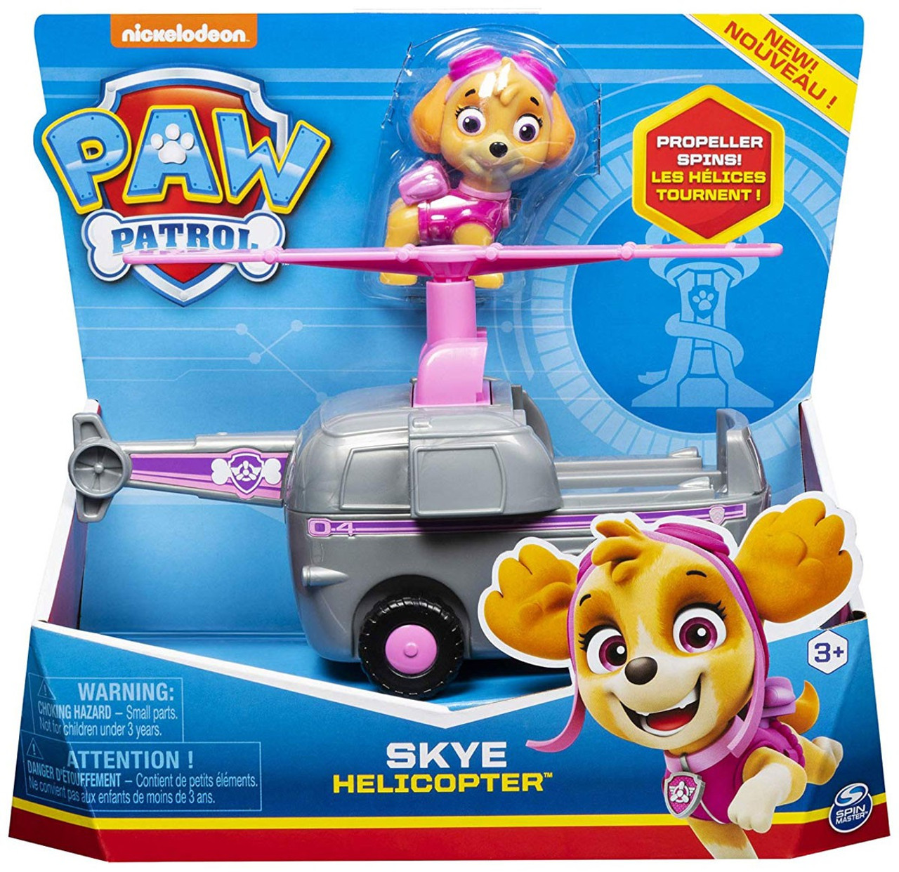Paw Patrol Skye Helicopter Vehicle