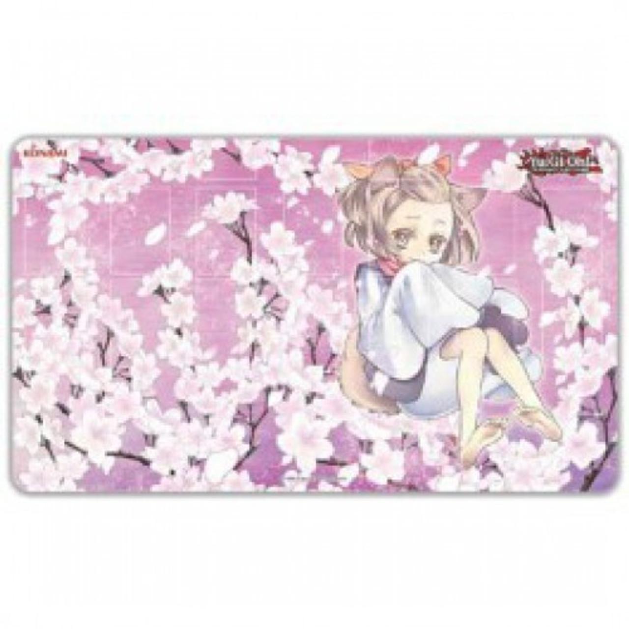 Yugioh Ash Blossom Game Mat Konami Toywiz