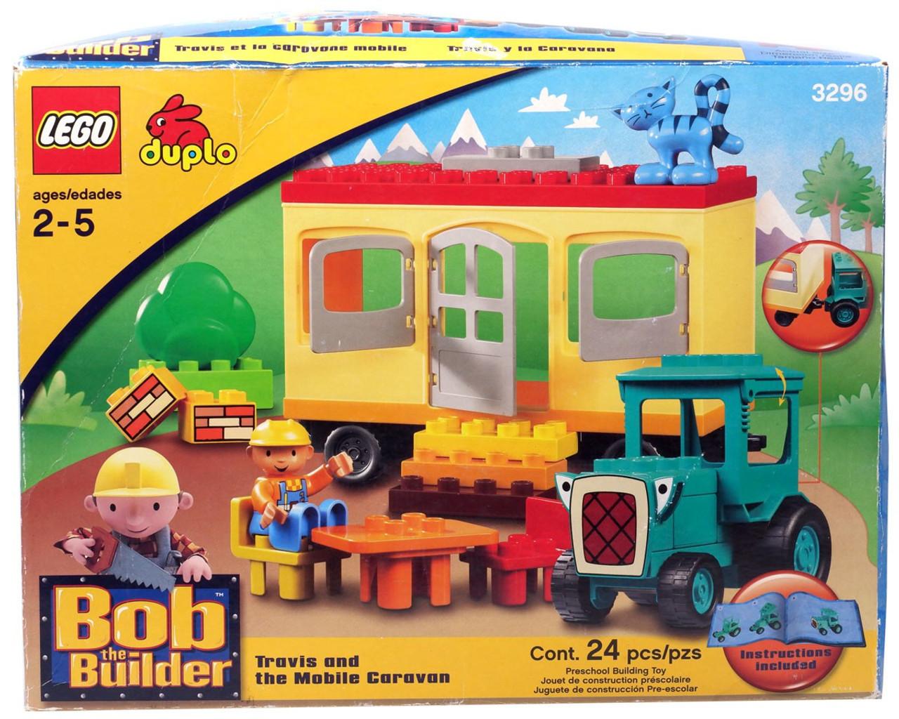 LEGO Duplo Airplane //  Disney Planes Ripslinger Loose