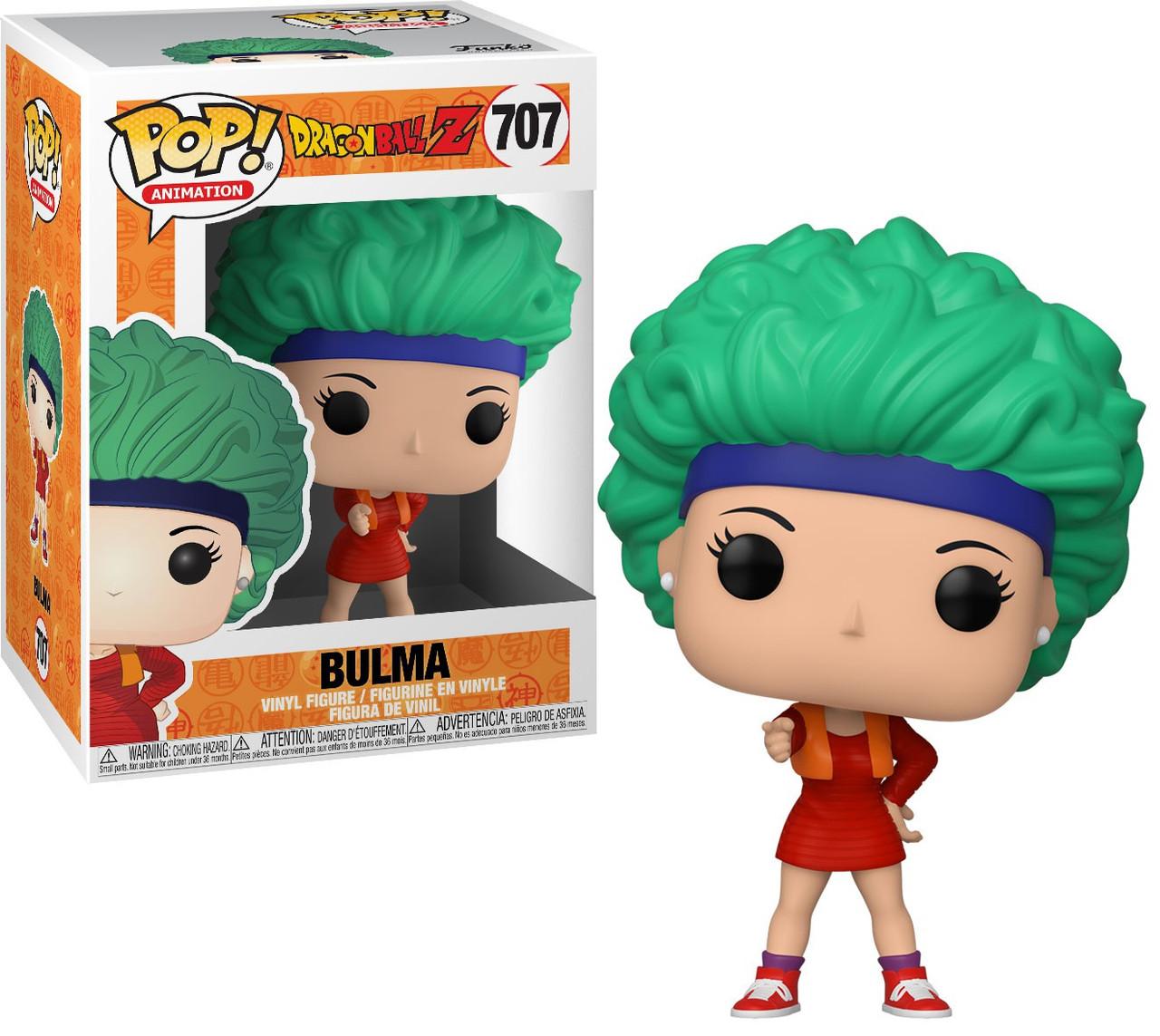 Animation Dragonball Z #108 Bulma Funko POP