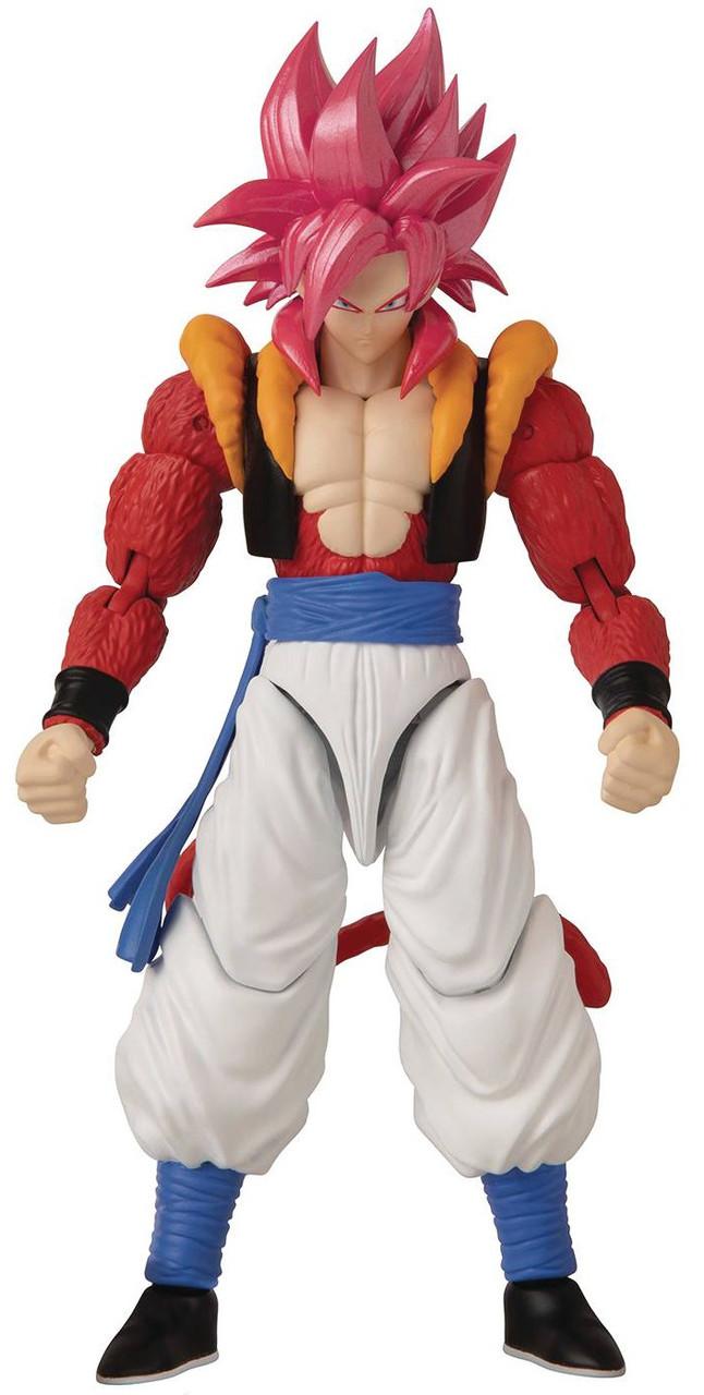 Dragon Ball Z GT Dragon Stars Super Saiyan 4 Gogeta Action Figure Series 14 New