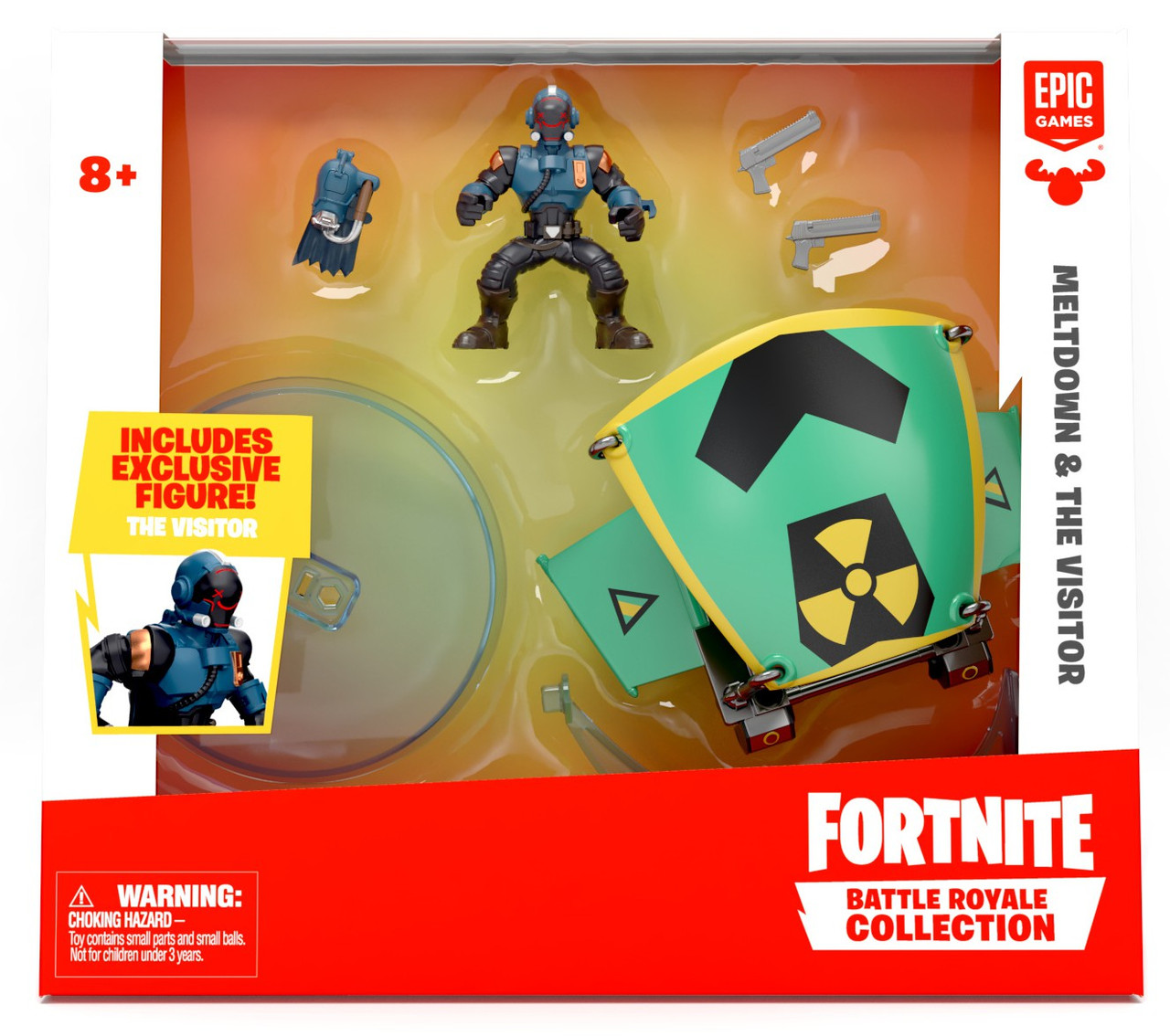 Ragnarok Fortnite Battle Royal Collection Toys Series Action Figure 2/""