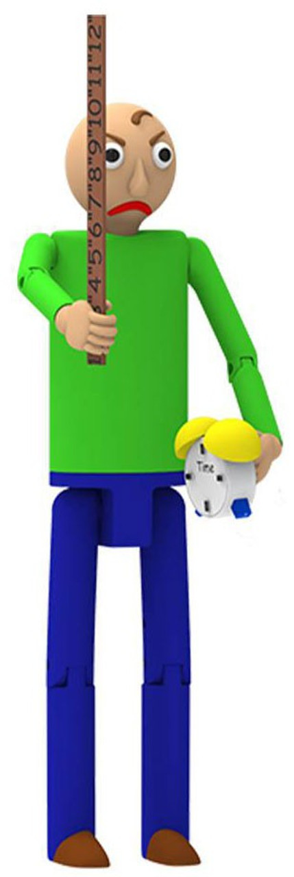 Baldis Basics Series 1 Angry Baldi Action Figure Phatmojo Toywiz